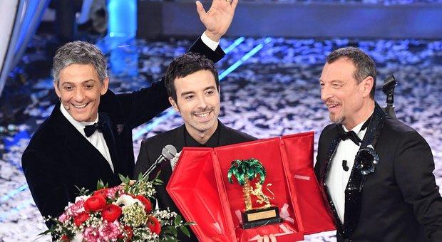 Sanremo, vince Diodato nel festival della politica show e degli imbucati Rai