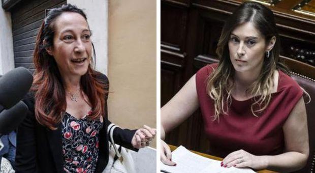 Boschi-Taverna, lite social: «Faccia la saldatrice», «Sono avvocato, si occupi di vaccini»