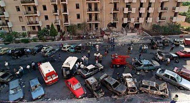 Strage di via D'Amelio, cittadinanza onoraria di Palermo alla polizia