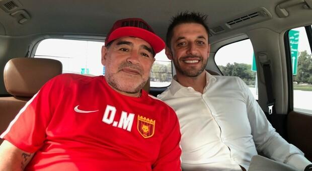 Maradona, il giallo dell'eredità: ordine del giudice al manager Morla