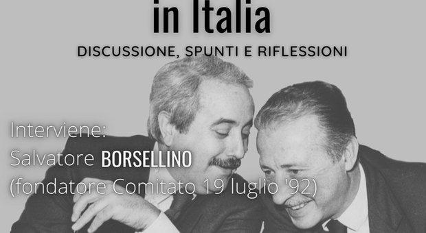 Allo Jucci assemblee d'istituto sulla questione delle mafie: interverrà Salvatore Borsellino