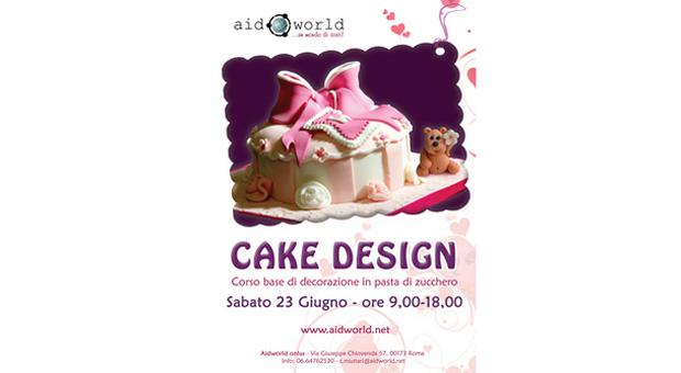 Corso Di Cake Design Gratuito Roma : Ecco il corso di Cake Design che aiuta i bambini bisognosi