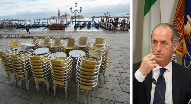Lockdown, Zaia: «In Veneto 1.500 nuovi casi, i numeri si stanno un po' ingrossando»