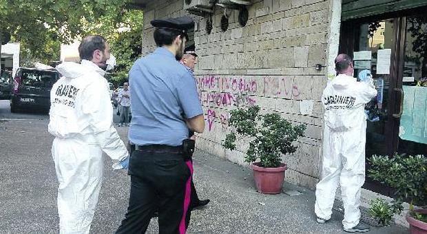 Roma, «Mia moglie massacrata per 10 euro e un telefono»