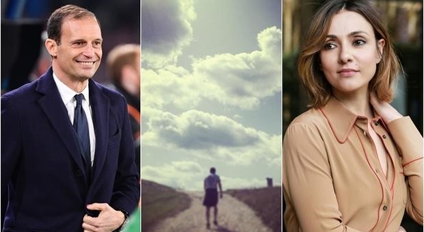 Ambra Angiolini e il «coraggio» di Massimiliano Allegri: messaggio d'amore su Instagram