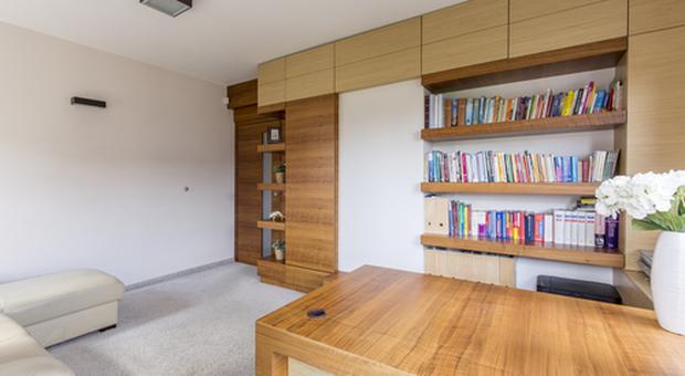 Libreria a parete: un evergreen dalle infinite qualità