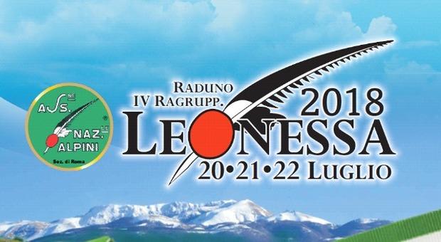 Calendario Prossime Adunate Alpini.A Leonessa Il Raduno Del Iv Raggruppamento Dell Associazione