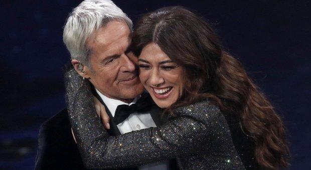 Sanremo 2019, calano gli ascolti nella serata dei duetti: 46,1% di share