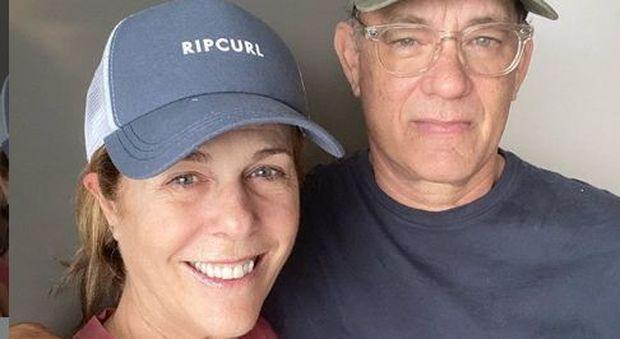 Coronavirus, Tom Hanks e la moglie contagiati in Australia: «Stiamo bene, ma non sottovalutate i rischi, tenete duro»