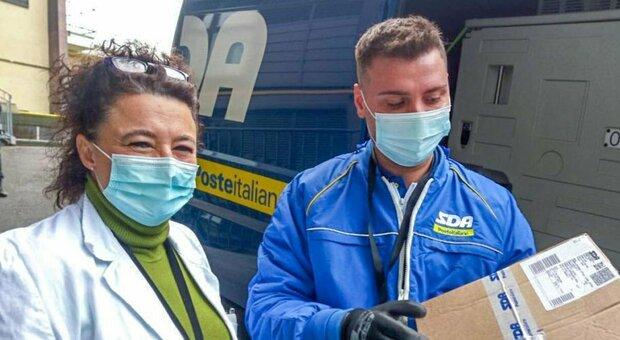 Vaccino, Poste Italiane: via alla nuova piattaforma per la tracciatura e la somministrazione dei sieri Moderna