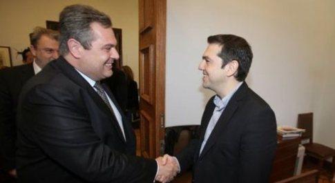 Grecia, coalizione di governo: Tsipras trova l'intesa con l'Anel