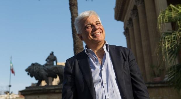 Il sovrintendente del Teatro Massimo di Palermo Francesco Giambrone