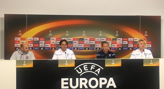 Lazio, Inzaghi: «La Steaua? Vogliamo invertire il trend negativo»