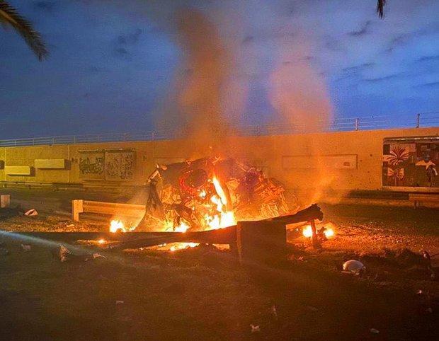 Soleimani ucciso, diretta. Ambasciata iraniana: «Rischio guerra». Bandiere Usa bruciate a Teheran. Timori di Putin e Onu