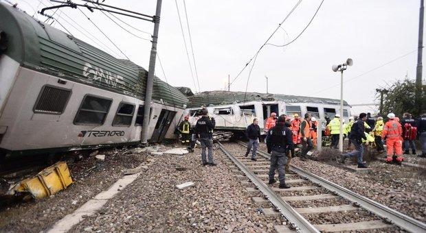 Tragedia di Pioltello, in 12 verso il processo per il treno deragliato: tra loro anche i manager della Rfi