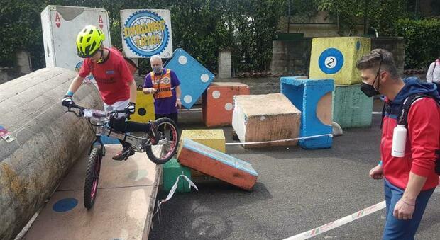 Vittorie e podi per i ragazzi Uisp del Rieti Bike Park