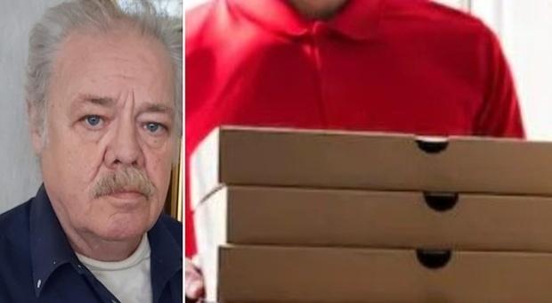 L'uomo che riceve pizze che non ha mai ordinato da quasi 10 anni: «Ormai vivo un incubo»