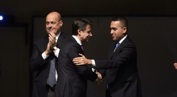 Zingaretti ora detta l'agenda: «Via i decreti Sicurezza e sì al Mes, nuova legge elettorale e stop bicameralismo perfetto»