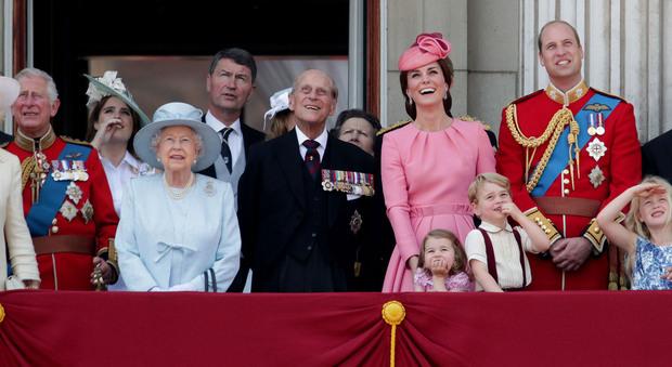 Londra, la Royal family: un brand da 67,5 miliardi di sterline
