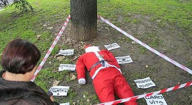 Babbo Natale Brutto.Necrologio A Babbo Natale Pubblicato Dal Quotidiano Norvegese Aftenposten