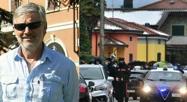 Delitto Colleoni a Dalmine, arrestato il figlio: l'omicidio dopo lite su gestione trattoria