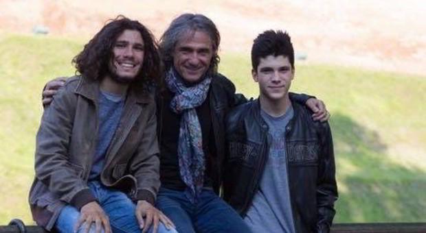 Franco Antonello, figlio sempre in coma dopo l'ncidente: «Ha sbagliato ma non è un criminale»