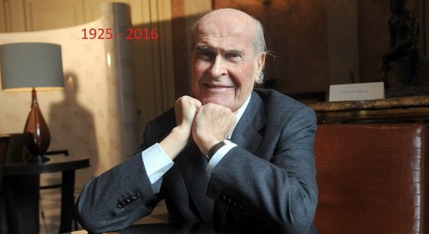 E' morto Umberto Veronesi: l'oncologo aveva 90 anni