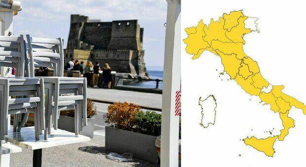 Zona bianca da lunedì in Friuli Venezia Giulia, Molise e Sardegna: Speranza firma l'ordinanza