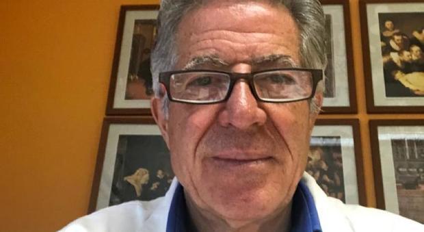 Il dottor Mauro Ranieri Coronavirus, il reumatologo: «Quel farmaco evita le complicanze»