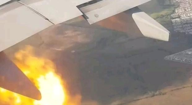 Nba, paura a bordo per gli Utah Jazz: a fuoco uno dei motori dell'aereo e atterraggio d'emergenza