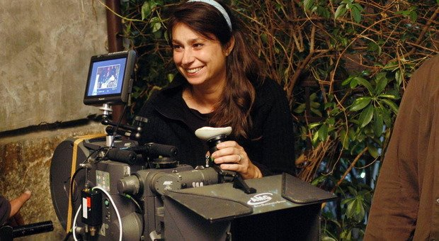 The director Francesca Archibugi