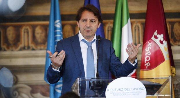 Pasquale Tridico, presidente dell'Inps