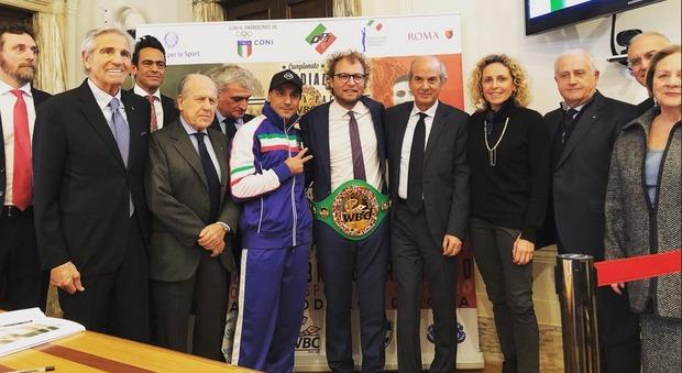 Pugilato, presentato il Campionato Mondiale per la pace WBC