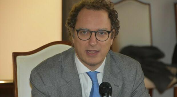Il rettore Unitus Stefano Ubertini