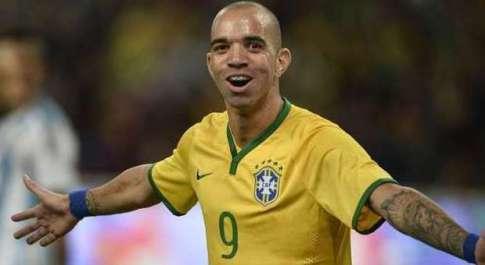 Diego Tardelli, l'attaccante brasiliano chiamato dal papà come il Marco Mundial