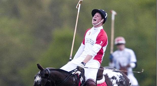 Roma, in arrivo il principe Harry, giocherà a Polo per l'evento di beneficienza Sentebale