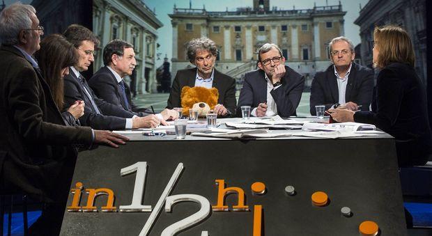 Roma, i sei candidati alle primarie del centrosinistra a confronto in tv