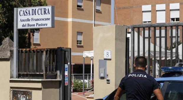 Roma, focolaio nella casa di cura: contagiati 8 operatori della struttura