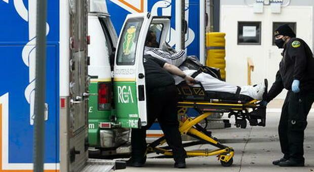 Covid, donna muore in America: contagiata dal suo donatore di polmoni