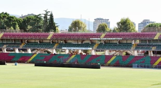 Ternana-Cavese rinviata, ancora troppi positivi nel gruppo squadra campano