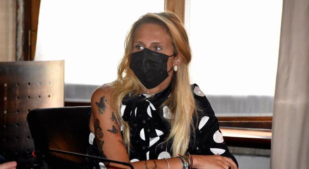L'assessora Elena Proietti