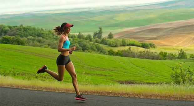 Gli sportivi sempre più green: il 16,7% segue un'alimentazione vegetariana e il 3,9% si dichiara vegano