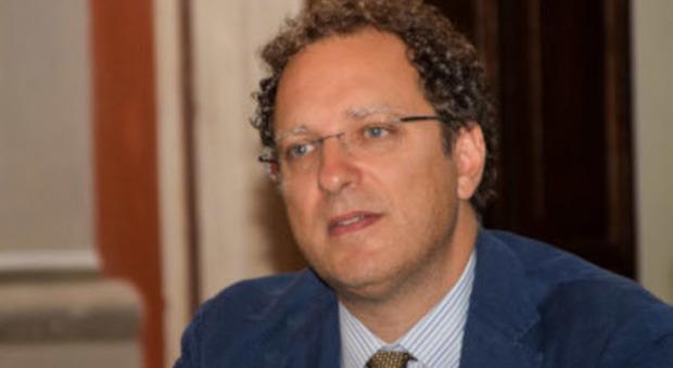Il rettore Stefano Ubertini
