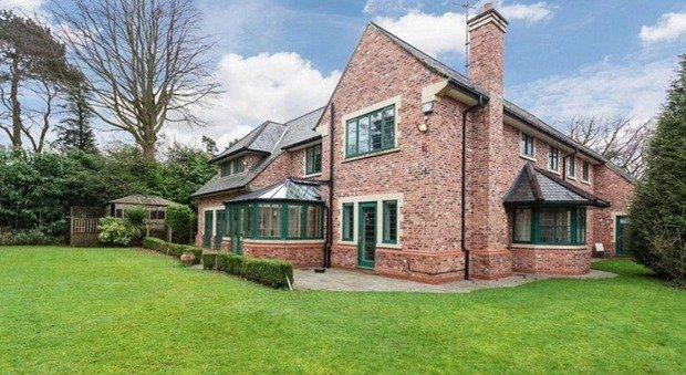 Inghilterra in vendita la villa di yorke stella del for Nuove case coloniali in inghilterra