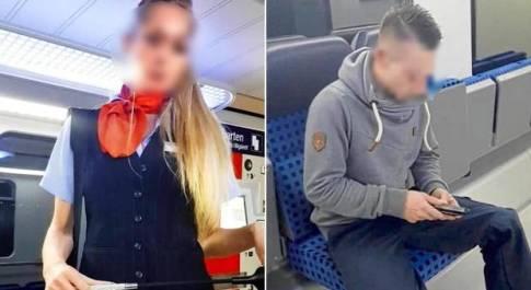 Controllore donna girava filmati hard sui treni con i passeggeri senza biglietto: licenziata