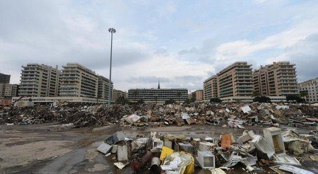 Alluvione Genova, la beffa dei bonus: funzionari premiati per prevenire il disastro