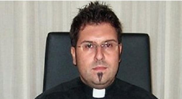 Don Francesco Caramia, arrestato (Brindisi Sette News)