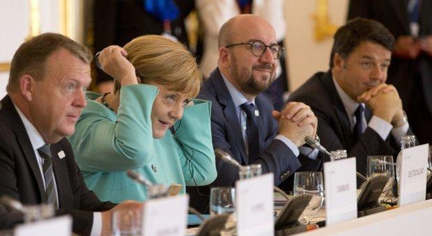 Vertice Ue a Bratislava senza il Regno Unito, Renzi: stabilità nostri figli vale più di regole