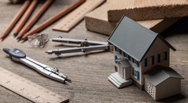 immagine Boom di lavori di recupero del patrimonio edilizio
