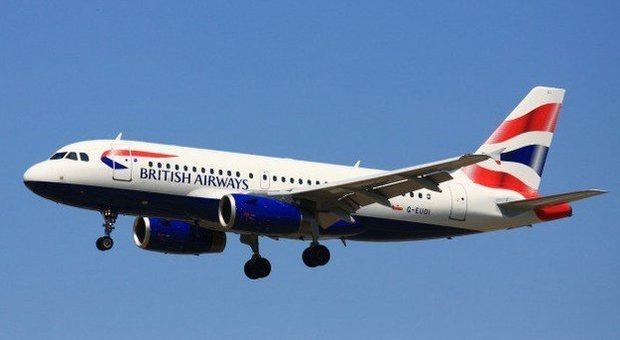 info for d9f2a fed6c Volo Bari-Londra British Airways, atterraggio d'emergenza a ...